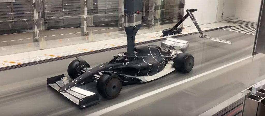 F1 3d printing stampa 3d formula uno