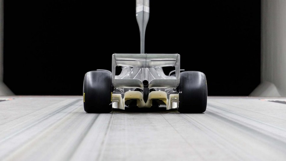 F1 additive manufacturing