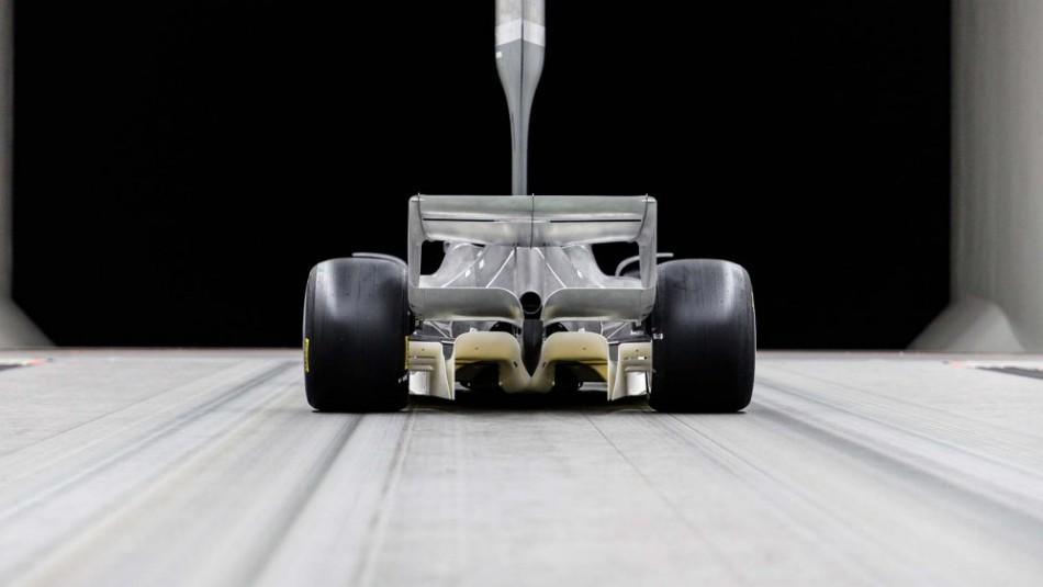 F1 additive manufacturing