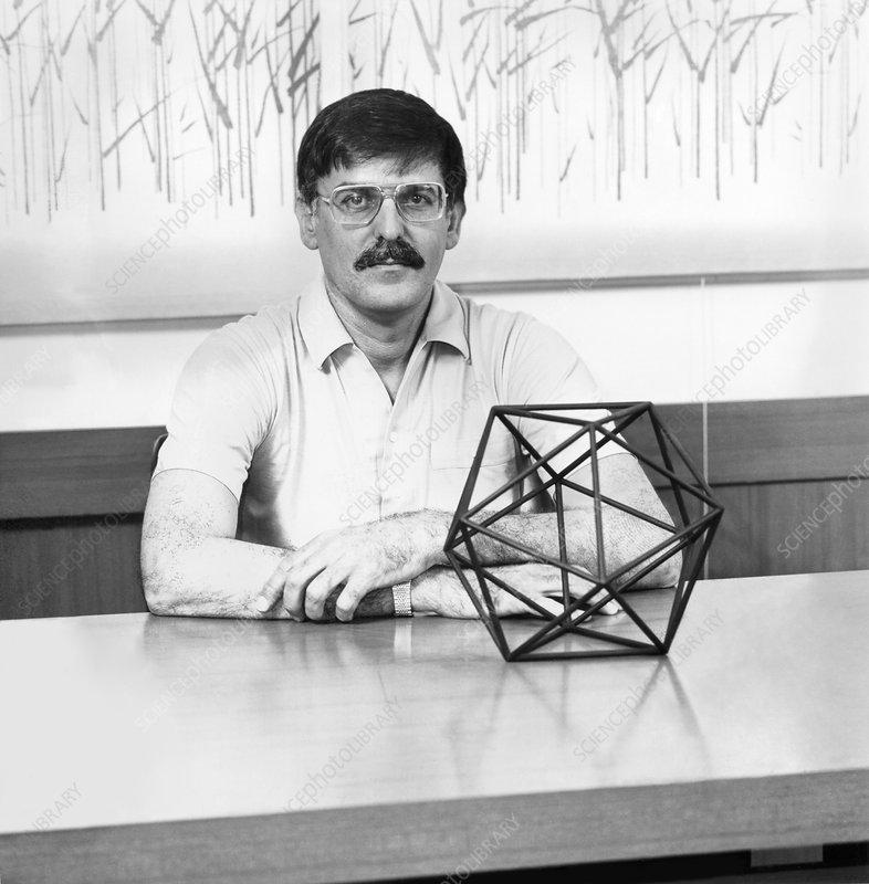 Dan Shechtman, Israeli chemist