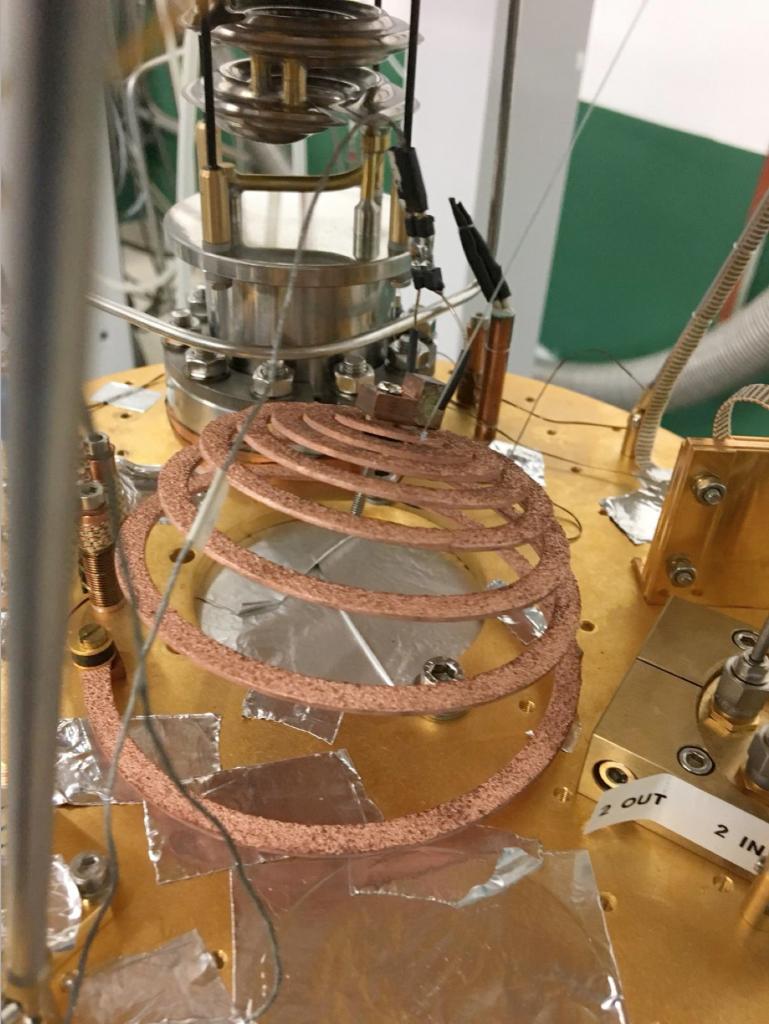 additive manufacturing rame radiopuro infn lngs - Francesco Puzello