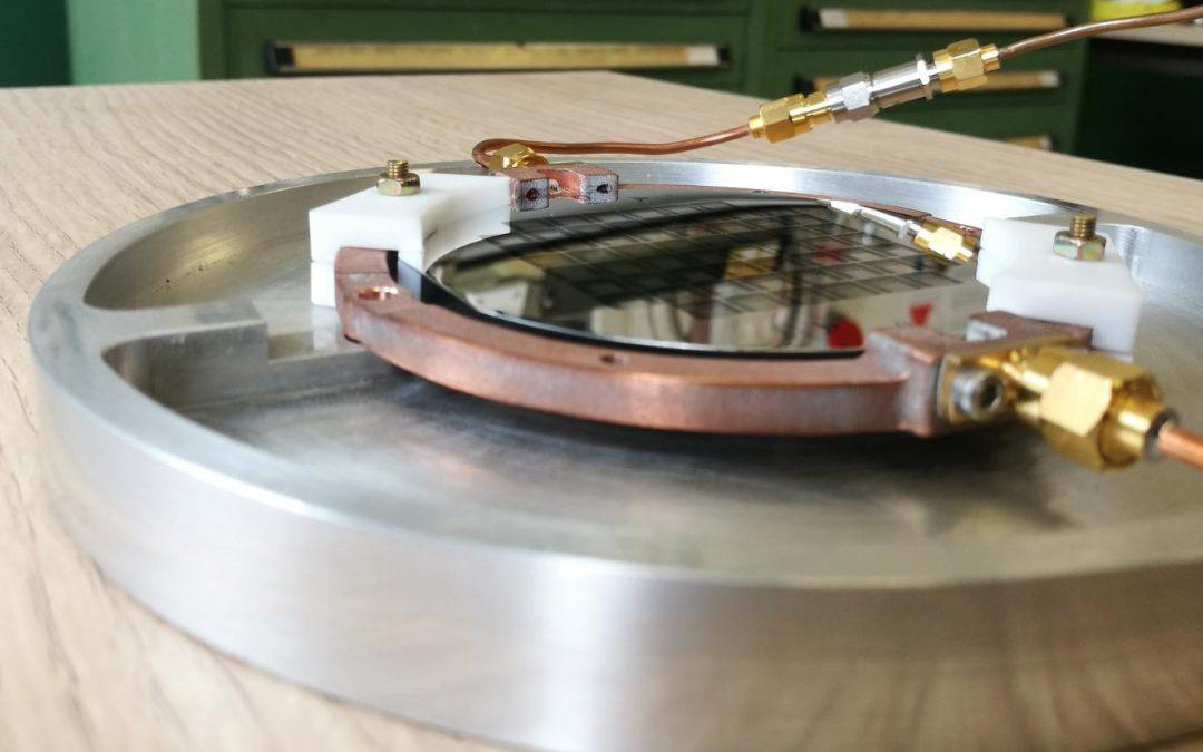 Stampa 3D per lo studio della materia oscura e della fisica dei neutrini