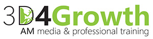 3d4growth AM media & professional training