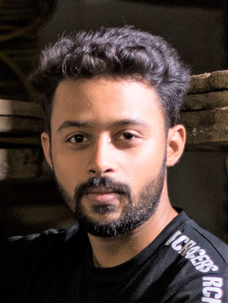 Master stampa 3d con Francesco Puzello - Sarvpriya Raj Kumar
