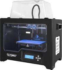 stampante 3d flashforge creator pro dual