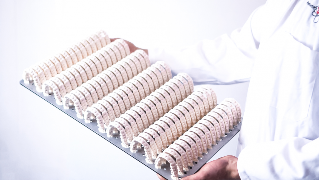 Photocentric resina stampa 3d dental model