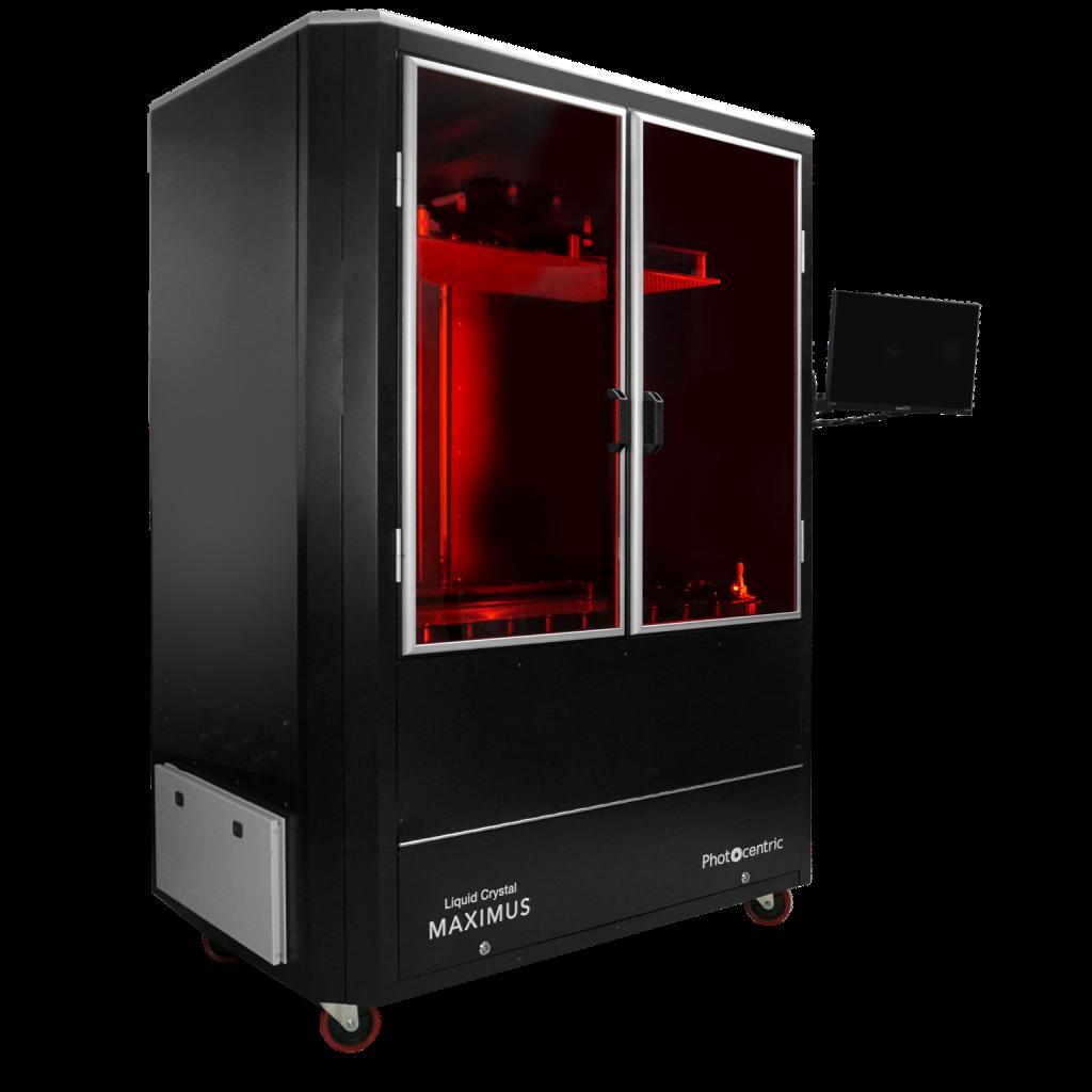 Photocentric stampante 3d grande formato LC Maximus