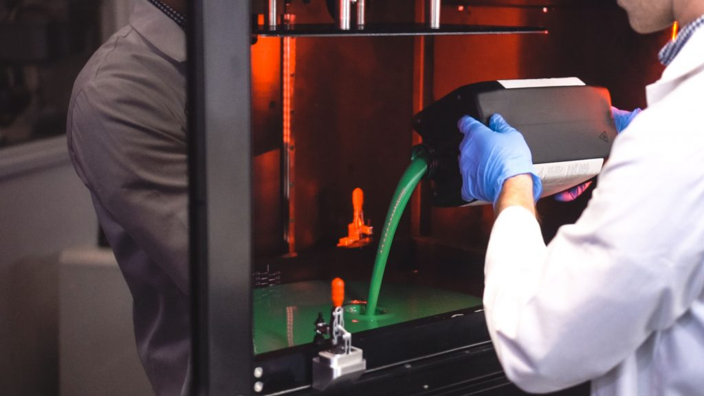 photocentric stampante 3d dentale gioiello resina industriale