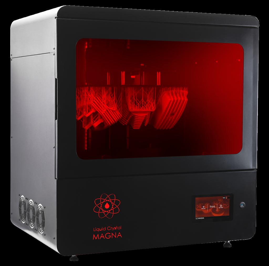 photocentric stampante 3d grande formato LC Magna