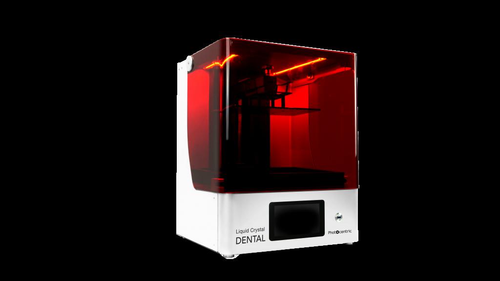 stampante 3d resina lc dental photocentric