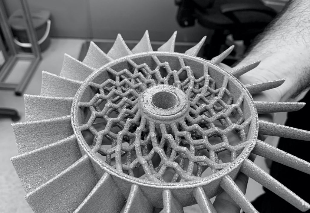 wayland additive stampa 3d metallo neubeam