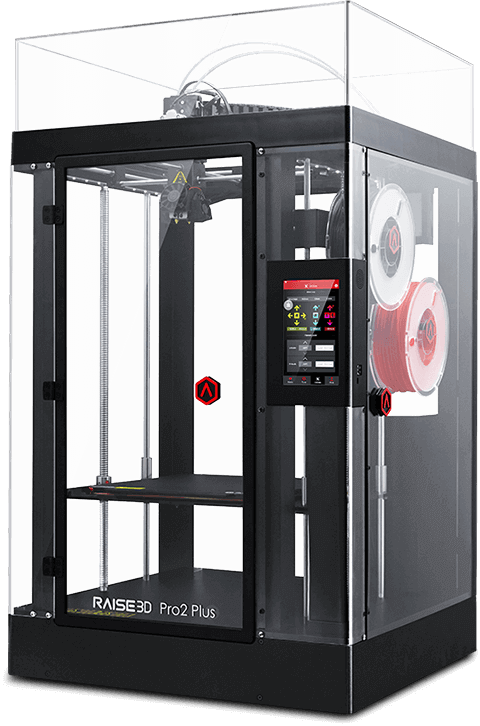 raise3d Pro2-Plus stampante 3d