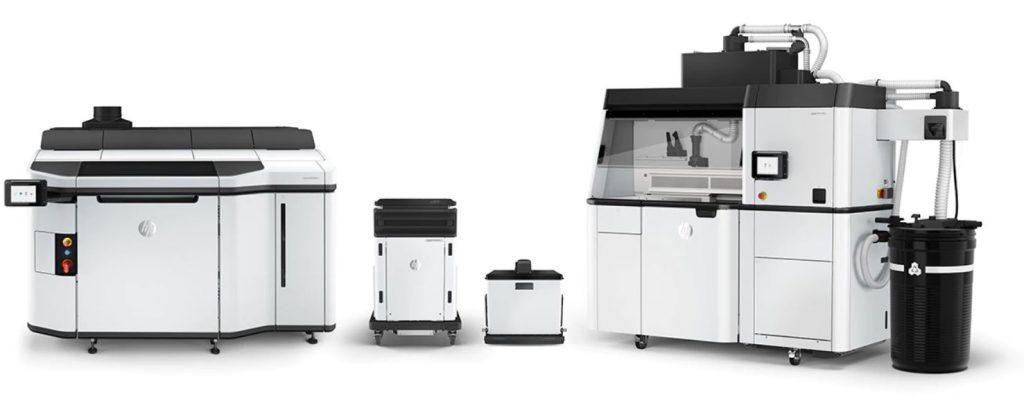 HP 5200 Stampante 3D multi jet fusion