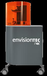 Stampante 3d professionale envisiontec PerFactory-P4K dlp