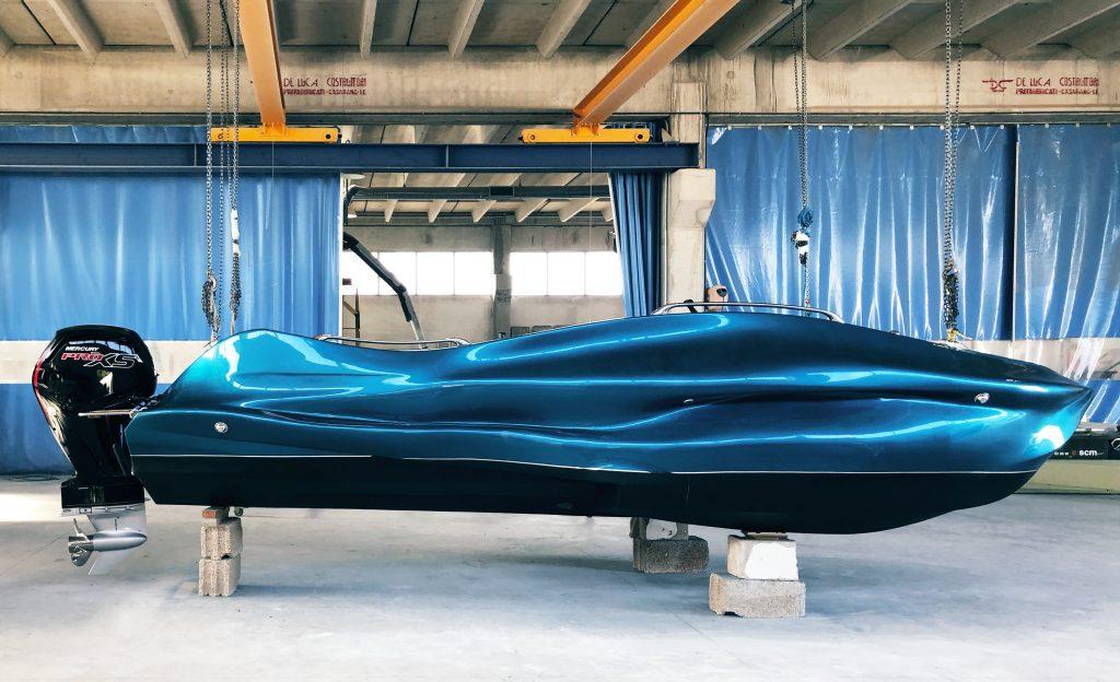 barca stampa 3d mambo