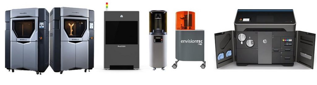 guida stampanti 3d professionali