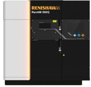 stampante 3d metallo renishaw am 500q