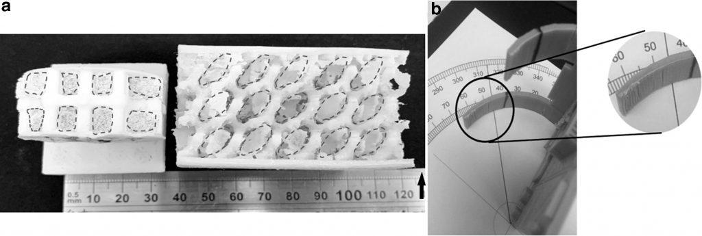 stampa 3d lattice strutture estrusione