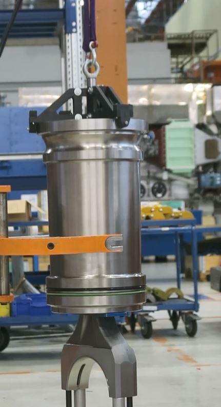 stampa 3d motore navale