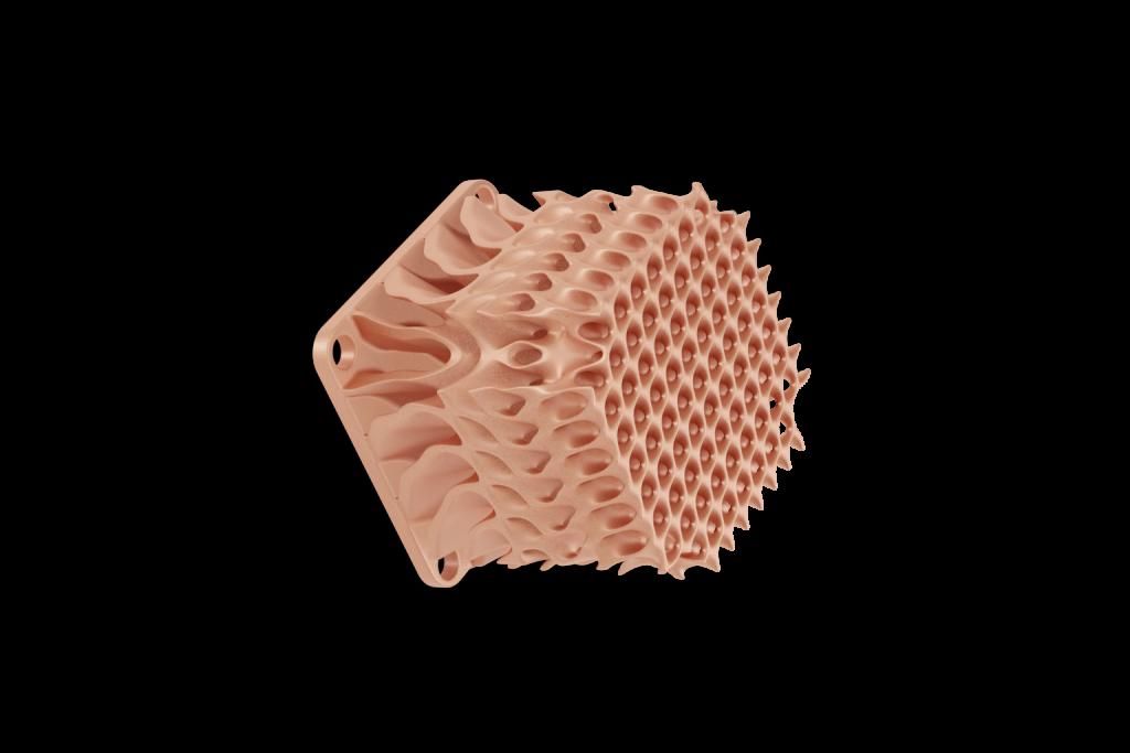 stampa 3d rame Dissipatore calore digital metal