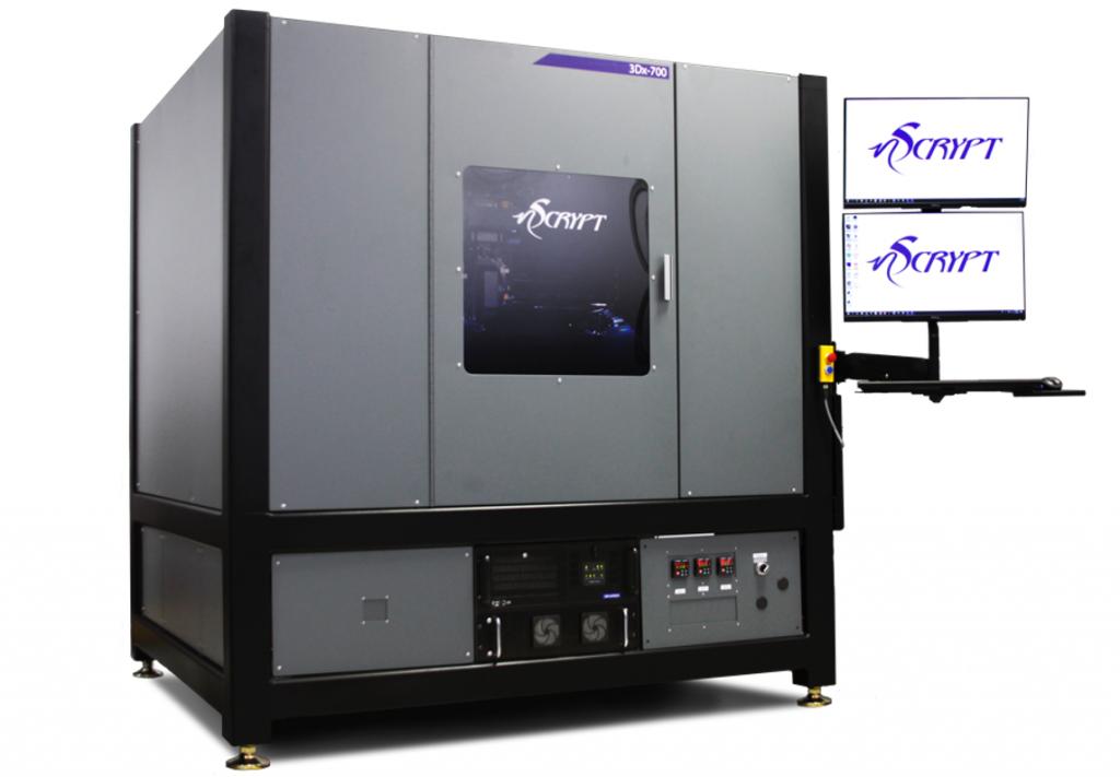 stampante nscript 3Dn-Axis